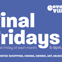 Final Friday in Coventry Village