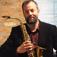 Shawn Maxwell Quartet Concert and Livestream