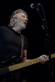 Roger Waters Delivers Anti-Trump Message During Epic Concert at the Q