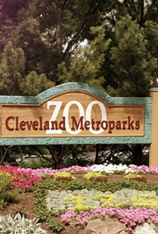 The Asian Lantern Festival takes place at the Cleveland Metroparks Zoo.