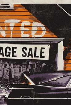 Bay Village Haunted Garage Sale and Hearse Cruise-In Brings Halloween to August