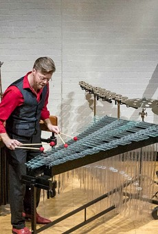 Clocks in Motion to Premiere Rindfleisch Percussion Quartet at CSU on Monday