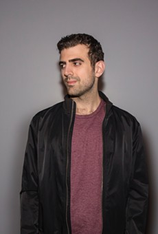 Comedian Sam Morril, Who Plays Hilarities on Friday and Saturday, Explains Why We Need a Break from Trump Jokes