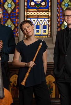 Les Délices Presents 17th Century Love Songs Transformed and the Rest of the Classical Music to Catch This Week
