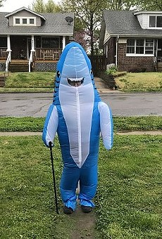 Will This Shark Costume Protect Me Against Coronavirus? I Asked a Scientist