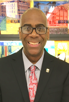 Dr. Leon McDougle is part of a national coalition advocating to consider race and ethnicity when screening for COVID-19 tests. (Eye on Ohio)