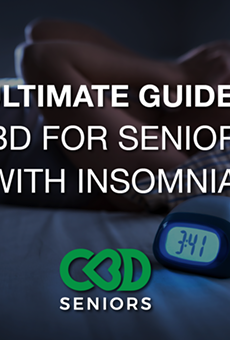 The Ultimate Guide to CBD and Seniors for Insomnia