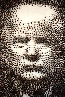 A Cleveland Artist Made Trump's Face Using More Than 2,000 Dildos