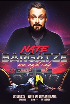 Performing Tonight at the Aut-O-Rama, Nate Bargatze Talks About Doing Comedy in the Time of Covid