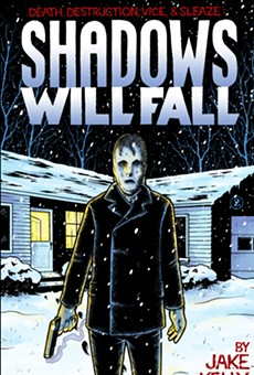 "Jake Kelly's Latest Comic, ""Shadows Will Fall,"" Digs Into Cleveland's Past With the Stories of Fred 'Ahmed' Evans and Marlene Steele"