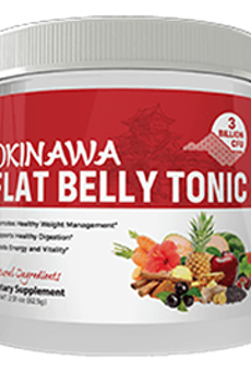 Okinawa Flat Belly Tonic Reviews: Does It Really Work?