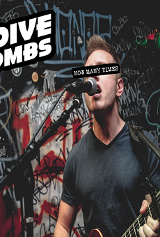 Local Rockers Dive Bombs Release New 'Head-Banging' Single and Accompanying Music Video
