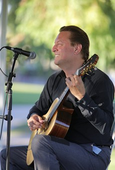 Local Guitarist Contributes to New Pat Metheny Album