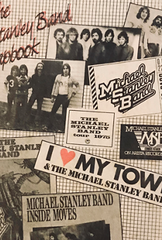 A four page spread of Michael Stanley memorabilia and photos ran in the issue