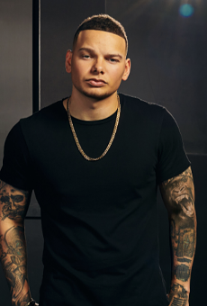Country superstar Kane Brown.