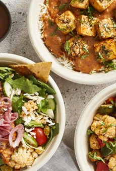 Vibrant Indian fare is the name of the game at Choolaah.