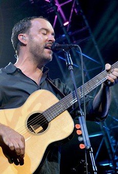 DMB returns to Blossom