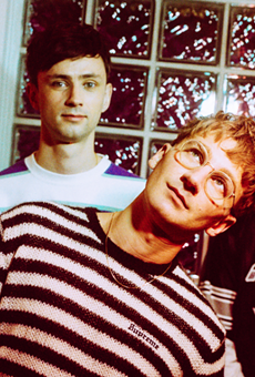 Alt-rockers Glass Animals.