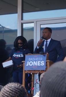 Councilman Basheer Jones Makes it Official: He's Running for Mayor