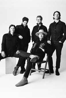 Needtobreathe will hit the road this fall and play Cleveland in October.