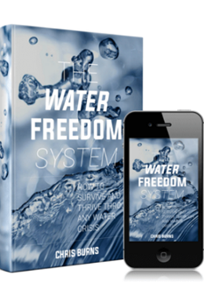 Water Freedom System Reviews - Is Chris Burns' Water Freedom System Worth Buying?