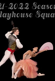 Ballet returns to Playhouse Square