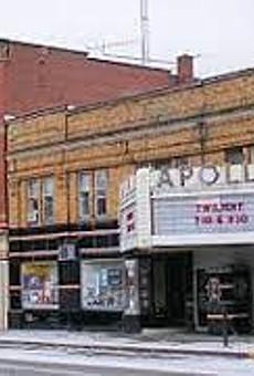 Cleveland Cinemas' Apollo Theatre
