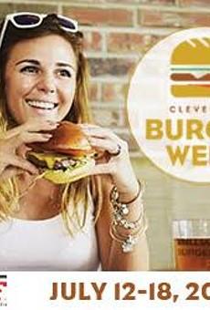 Cleveland Burger Week (July 12- 18, 2021)
