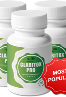 Claritox Pro Reviews - Is Claritox Pro Really Effective? Scam or Real Supplement? Must Read