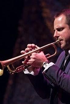 Trumpeter Dominick Farinacci.