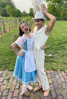 The Cleveland Ballet will present Alice on Friday.