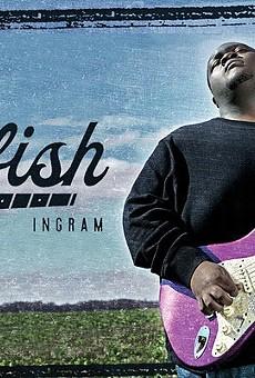 """Poster art for Christone """"Kingfish"""" Ingram's upcoming tour."""