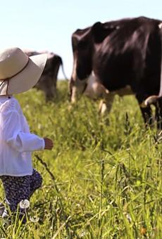 Farm tours are back