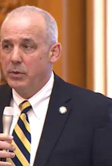 Senate President Matt Huffman, R-Lima.