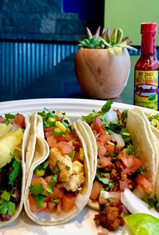 Cilantro Taqueria is a quickly expanding Mexican eatery in Cleveland.