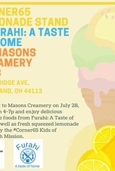 A Congolese pop-up is coming to Mason's Creamery.