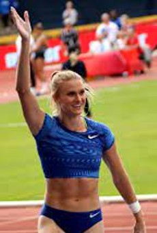 Olmsted Falls Native Katie Nageotte Wins Pole Vault Gold in Tokyo