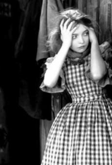 Lillian Gish in The Wind.