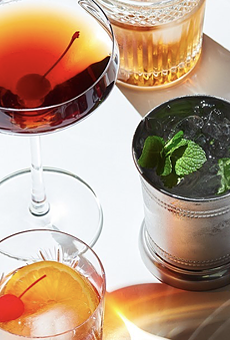 Order up the booze right from your couch