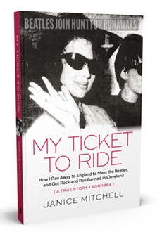 My Ticket to Ride book cover