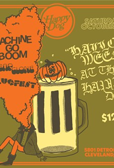 The band plays the Happy Dog on Oct. 30