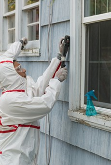 A majority of Ohio's housing stock was built prior to the prohibition of lead-based paint.