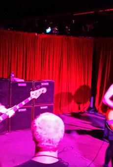 The Joy Formidable's Wall of Indie Rock Crushes Grog Shop