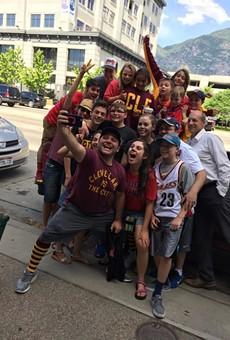 Utah Resident Plans Cross-Country Cavs Parade