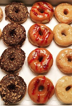 Tickets for Donut Fest on Sale January 19 at Noon