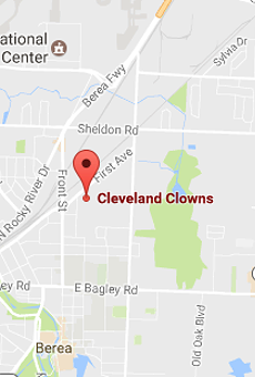 """Here's What Pops Up If You Search for """"Cleveland Browns"""" in Google Maps Right Now"""