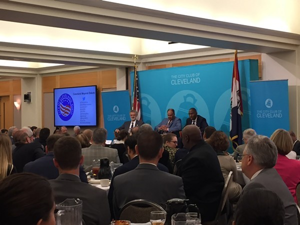 JACKSON AND REED AT THE CITY CLUB DEBATE