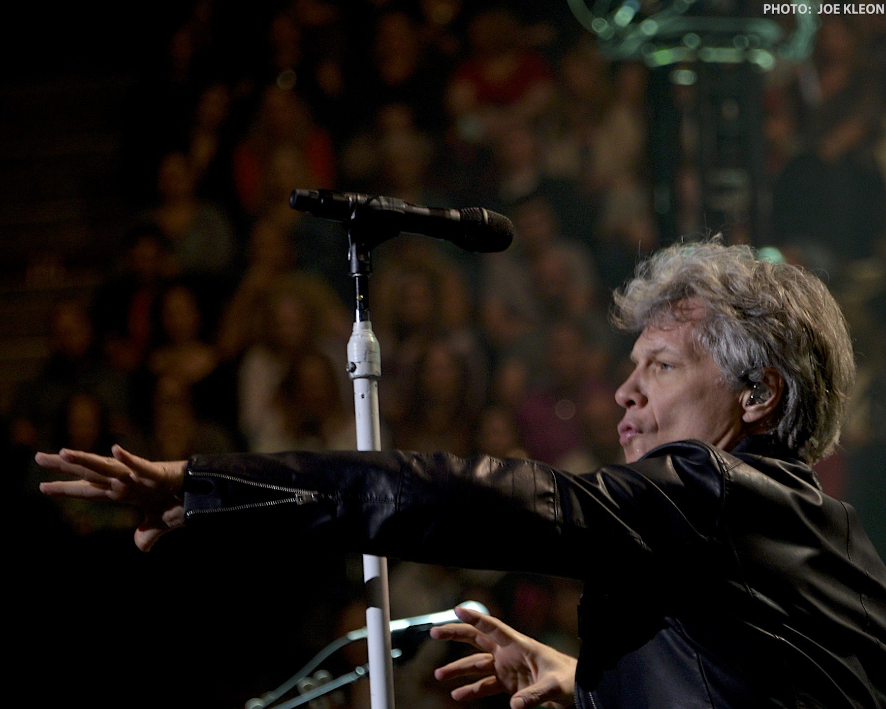 Bon Jovi Leads List of Rock Hall Inductees for 2018 ...