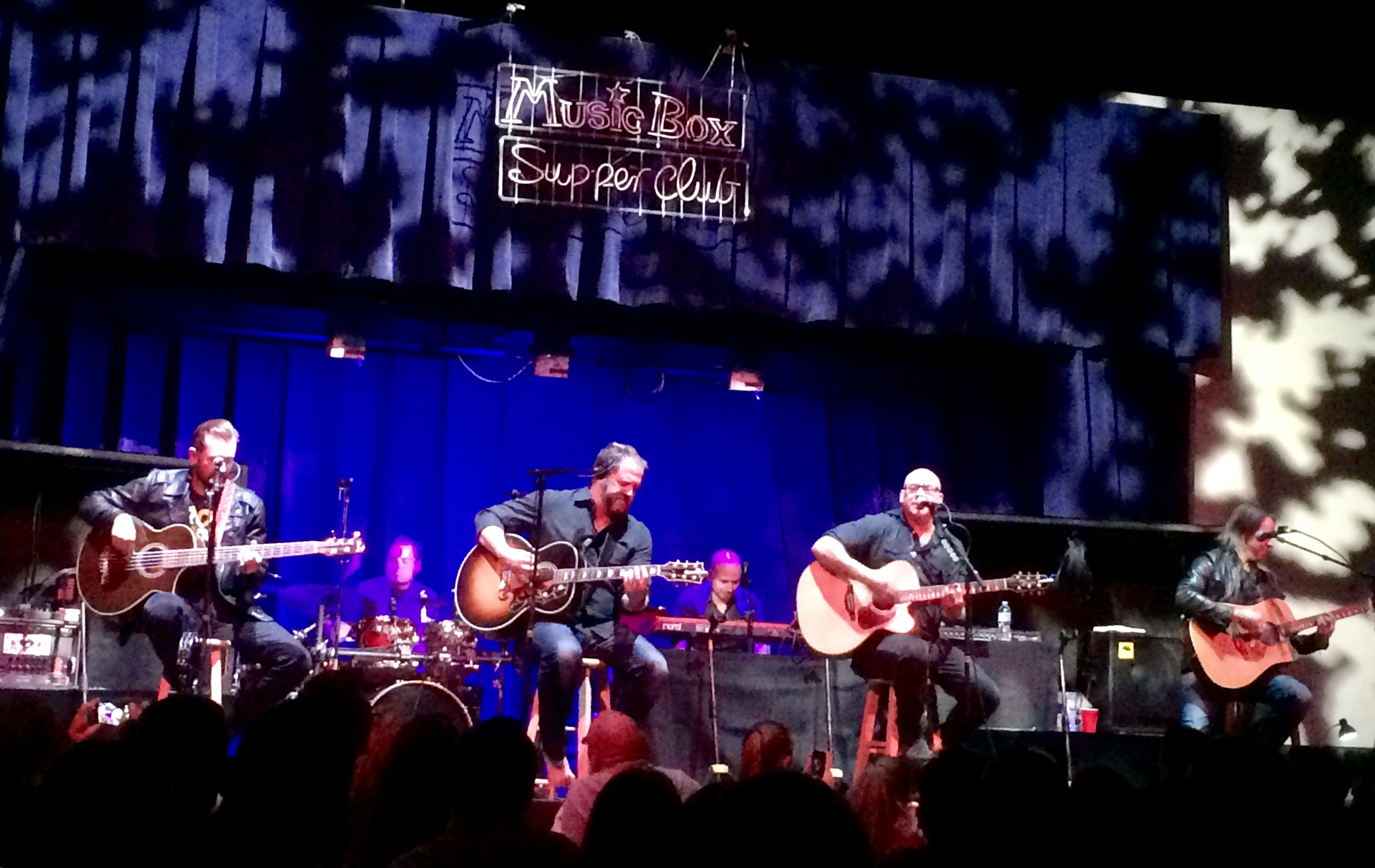 Sister Hazel Blends 90s Jangle Rock with Introspective Country Twang