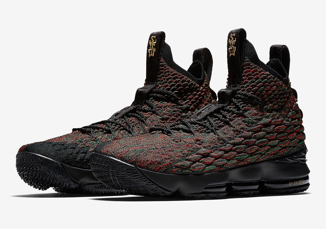 Nike to Release Special LeBron XV Sneaker for Black History Month ... f0bb8f390